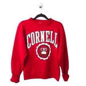 Vintage Cornell Crewneck | Go Big Red